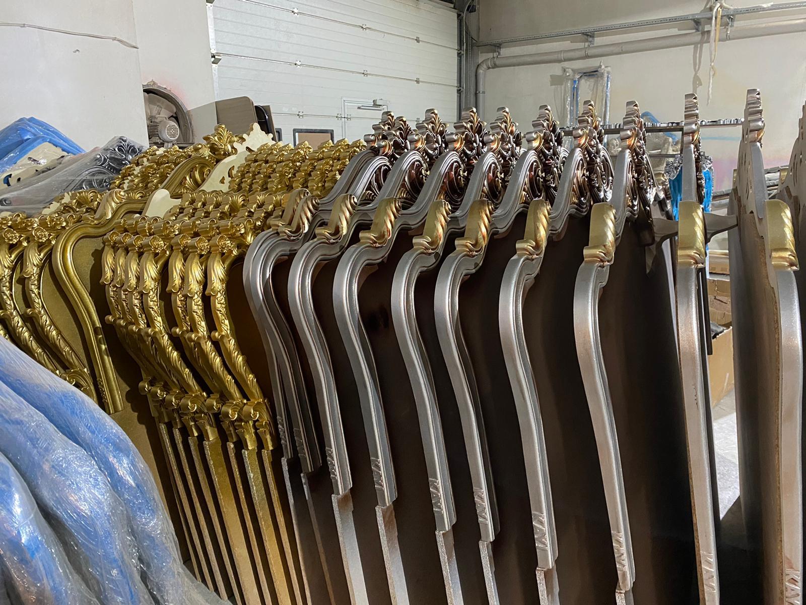 Avangarde Yatak Başlıkları Üretimi